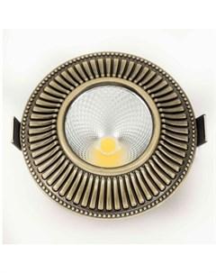 Встраиваемый светильник CLD042W3 Дзета Citilux
