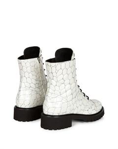 Ботинки Thora на шнуровке Giuseppe zanotti