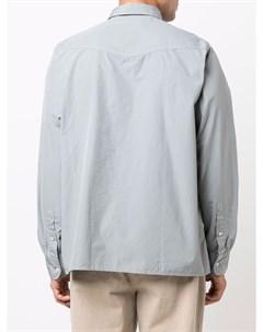 Рубашка Lipp на пуговицах Officine generale