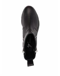 Ботинки на молнии Giuseppe zanotti