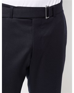 Прямые брюки с поясом Officine generale