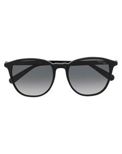 Солнцезащитные очки в оправе панто Moncler eyewear