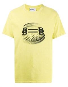 Футболка с логотипом Blood brother