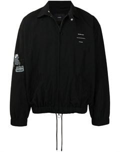 Куртка с надписью Stampd