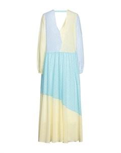 Длинное платье Mira mikati