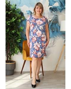 Платье трикотажное Мадина Инсантрик