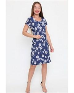 Платье вискозное Пейдж ромашки Инсантрик