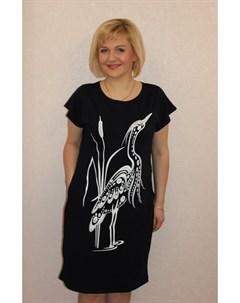 Платье трикотажное Мариса от Инсантрик