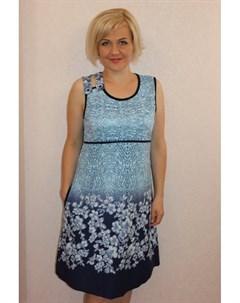 Платье трикотажное Сьюзи от Инсантрик