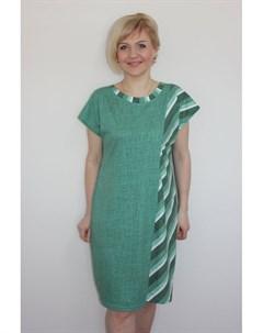Платье трикотажное Арнод от Инсантрик
