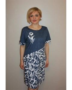 Платье трикотажное Адонсия от Инсантрик