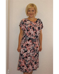 Платье трикотажное Дорита от Инсантрик