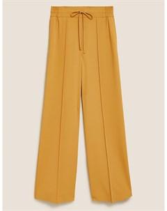 Широкие брюки с кулиской Marks & spencer
