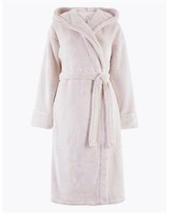Мягкий халат с капюшоном Marks & spencer