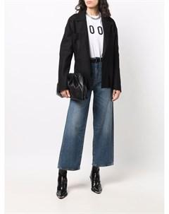 Пиджак с поясом Dsquared2