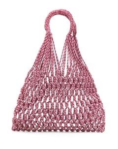 Плетеная сумка тоут Lupi Nannacay