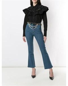 Расклешенные джинсы Valeria Andrea bogosian