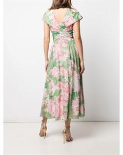 Платье Ausra с цветочным принтом Tadashi shoji
