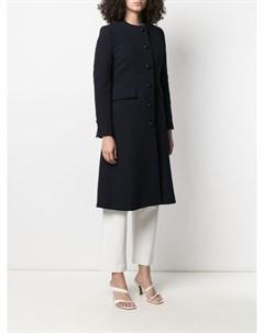 Однобортное пальто Hampton Goat
