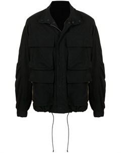 Куртка с карманами карго The viridi-anne