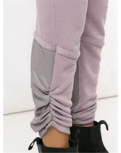 Спортивные брюки Visu с оборками Andrea bogosian