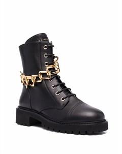 Ботинки на шнуровке Giuseppe zanotti