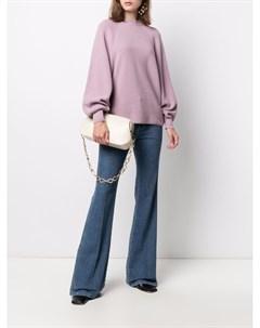 Джемпер с объемными рукавами реглан Incentive! cashmere