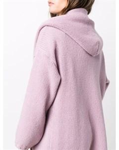 Кашемировый кардиган с капюшоном Incentive! cashmere
