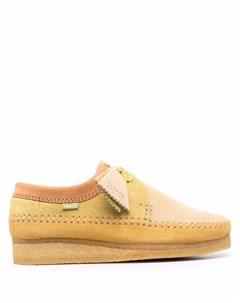 Туфли Weaver из коллаборации с Levi Clarks