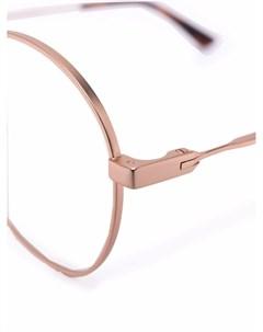 Очки в круглой оправе Mcq by alexander mcqueen eyewear