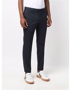 Узкие брюки строгого кроя Pt05