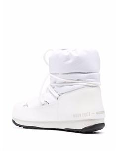 Дутые ботинки Moon boot