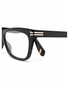 Очки в прямоугольной оправе Marc jacobs eyewear
