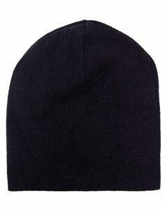 Кашемировая шапка бини тонкой вязки Ma'ry'ya