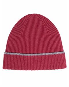 Кашемировая шапка бини Eleventy