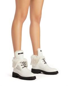 Ботинки Phillis на шнуровке Giuseppe zanotti