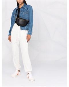 Спортивные брюки с эластичным поясом Twinset