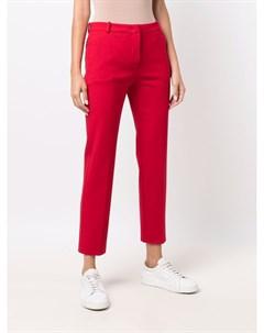 Укороченные брюки кроя слим Pinko