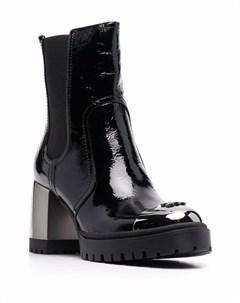 Лакированные ботинки New Cult Casadei