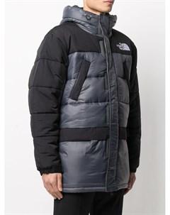 Куртка с капюшоном и вышитым логотипом The north face
