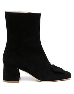 Ботинки с квадратным носком Rupert sanderson