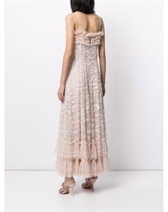 Платье Celia с пайетками Needle & thread