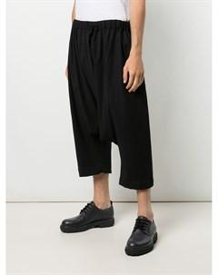 Укороченные брюки с низким шаговым швом Casey casey