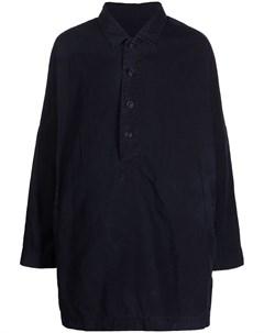 Удлиненная рубашка с планкой на пуговицах Casey casey