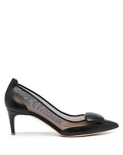 Туфли с сетчатой вставкой Rupert sanderson