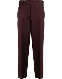 Зауженные брюки кроя слим Pt01