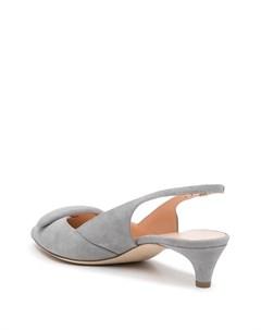 Туфли д Орсе с заостренным носком Rupert sanderson