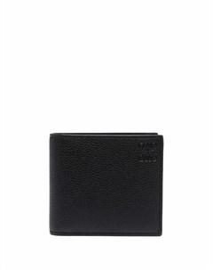 Бумажник из зернистой кожи Loewe