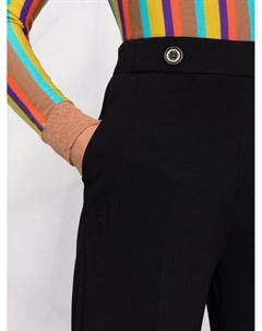 Расклешенные брюки с завышенной талией Pinko