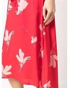 Юбка миди с цветочным принтом La seine & moi
